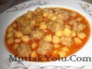 Misket Köfte Çorbası Tarifi
