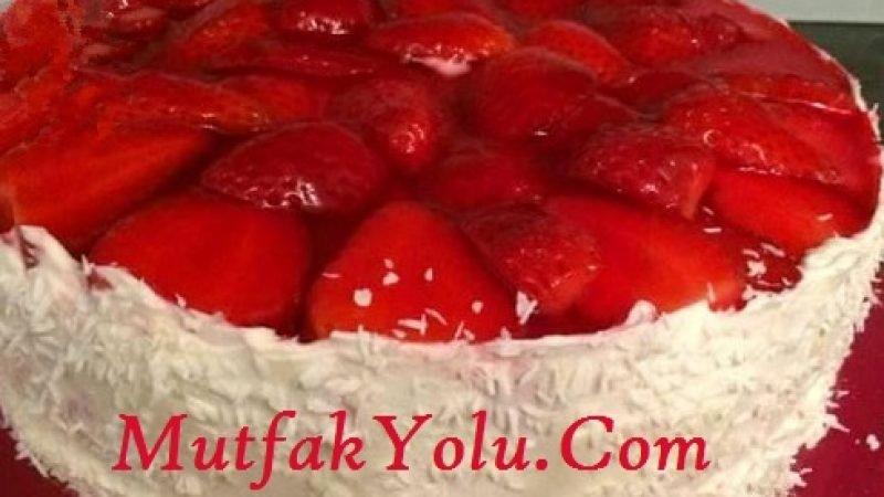 Ballı Kaymaklı Pasta Tarifi