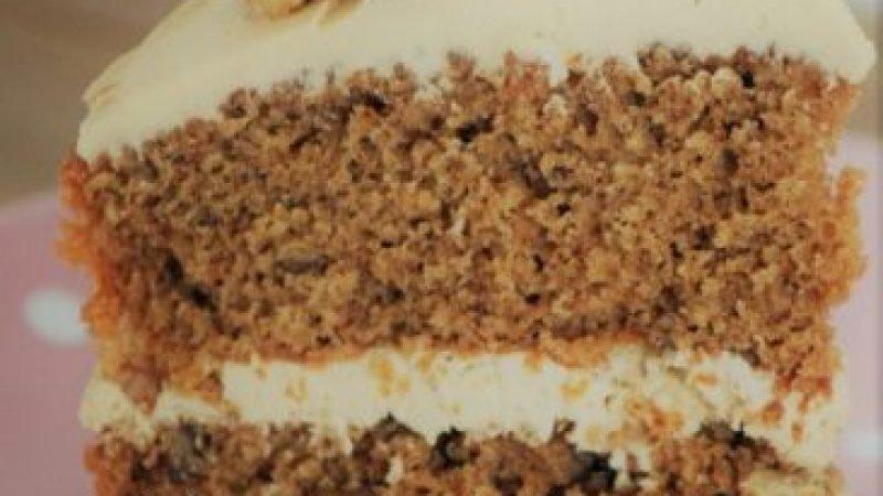 Cevizli Pasta Tarifi