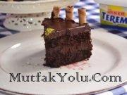 Kahveli Çikolatalı Pasta Tarifi