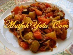 Kış Sebzeleri Türlüsü Tarifi