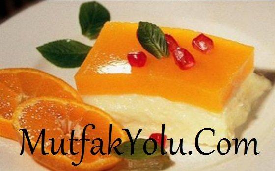 mandalina-pelteli-muhallebi-tarifi