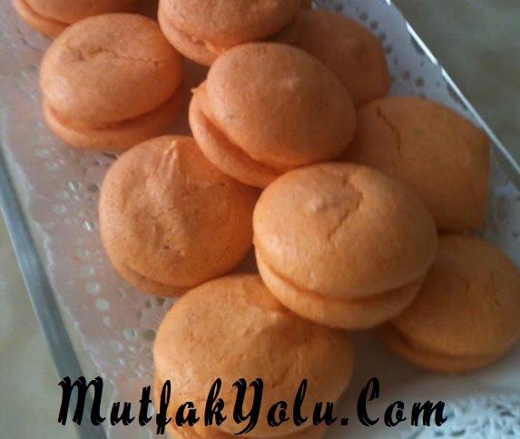portakalli-macaron-tarifi