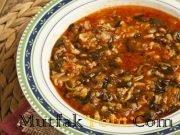 Semizotu Pirpirim Çorbası